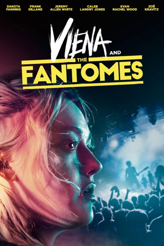 DAKOTA FANNING – Viena and the Fantomes, Promos 2020