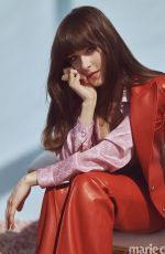 DAKOTA JOHNSON for Marie Claire Magazine, Summer 2020