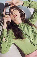 DAKOTA JOHNSON in Marie Claire Magazine, Spain June 2020