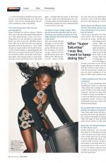 DINA ASHER-SMITH in GQ Magazine, UK Jne 2020