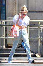 ELSA HOSK Shopping Pet Food in New York 05/15/2020