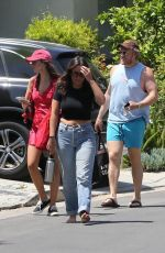 EMILY RATAJKOWSKI Out and About in Los Feliz 05/23/2020