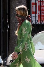 EMMA FUHRMAN Out for Coffee in Beverly Hills 05/08/2020