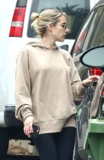 EMMA ROBERTS Out and About in Los Angeles 05/29/2020