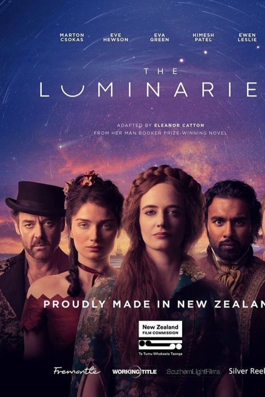EVA GREEN and EVE HEWSON – The Luminaries, Season 1 Promos 2020