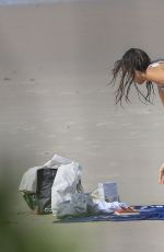 GABRIELLA BROOKS in Bikini at a Beach in Byron Bay 05/13/2020