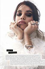 GALA GORDON in Elle Magazine, UK June 2020