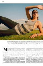 GARBINE MUGURUZA in Vogue Magazine, Spain June 2020