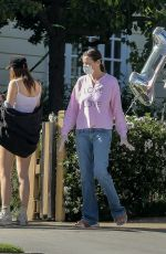 GEENA DAVIS Throws a Birthday Party for her Twin Sons in Pacific Palisades 05/06/2020
