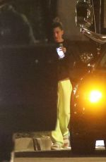 HAILEY and Justin BIEBER Arriives at Ttheir Home in Beverly Hills 05/29/2020