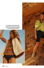 HANNA VERHEES in Madame Figaro Magazine, May 2020