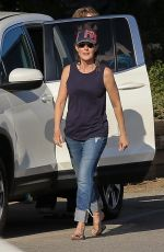 HELEN HUNT in Bikini at a Beach in Malibu 05/22/2020