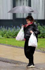 HELENA BONHAM CARTER Out Shopping in London 04/30/2020