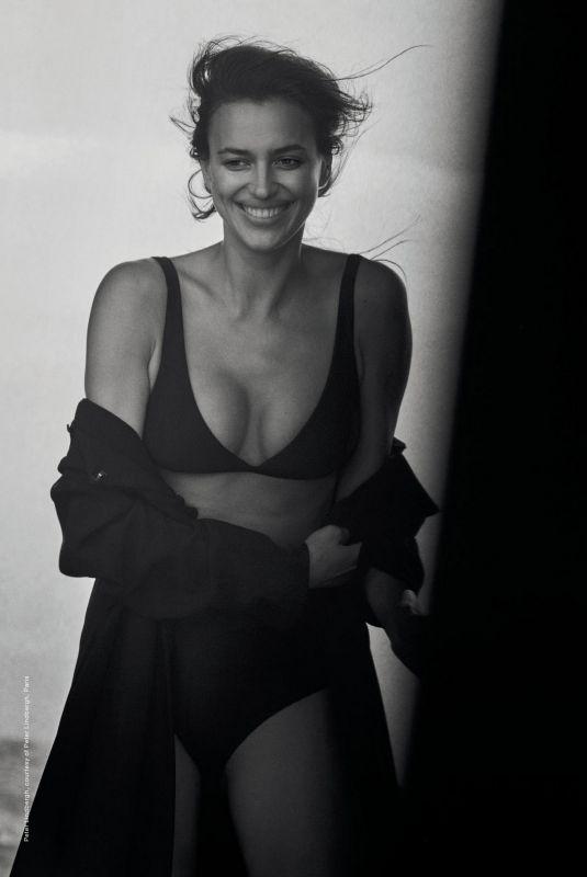 IRINA SHAYK in Numero Magazine, May 2020
