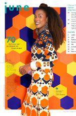 ISSA RAE in Cosmopolitan Magazine, June 2020