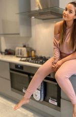 JACQUELINE JOSSA for The Style New Loungewear 2020 Collection