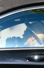 JAIME KING Out Driving in West Hollywood 05/20/2020