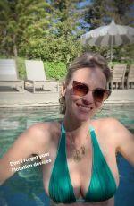 JANUARY JONES in Bikini - Instagram Photos 05/02/2020