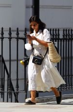 JENNA LOUISE COLEMAN Out and About in London 05/29/2020