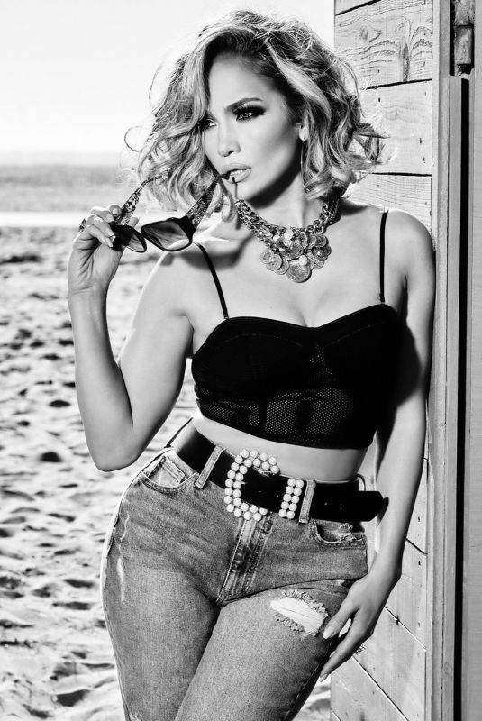 JENNIFER LOPEZ for Guess Spring/Summer 2020 Campaign