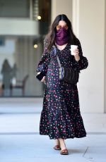 JESSICA GOMEZ Out and About in Los Angeles 05/28/2020
