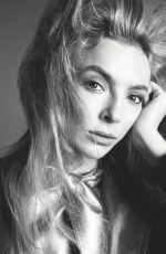 JODIE COMER in Vogue Magazine, UK April 2020