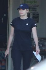 JODIE COMER Out Shopping with Her Brother Chalie in Liverpool 05/20/2020