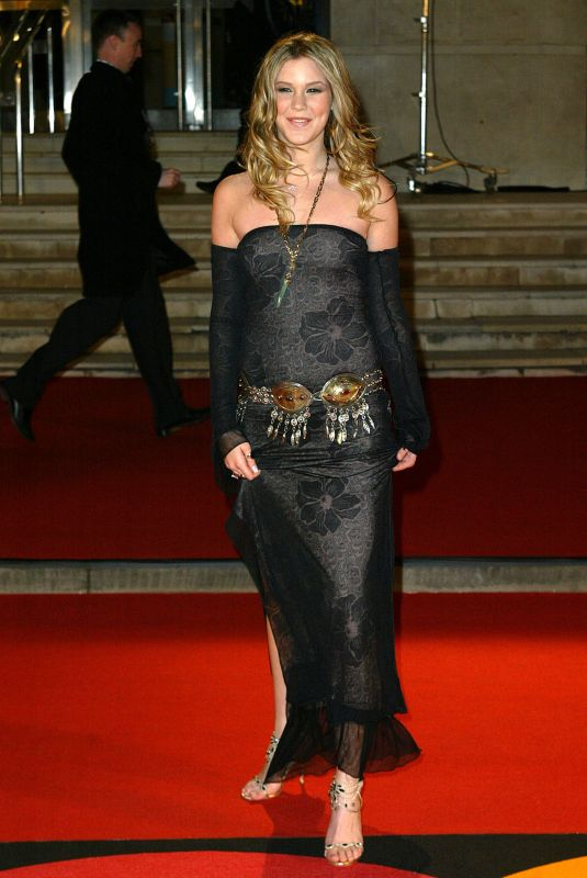 JOSS STONE at Brit Awards 2005 in London 02/09/2005