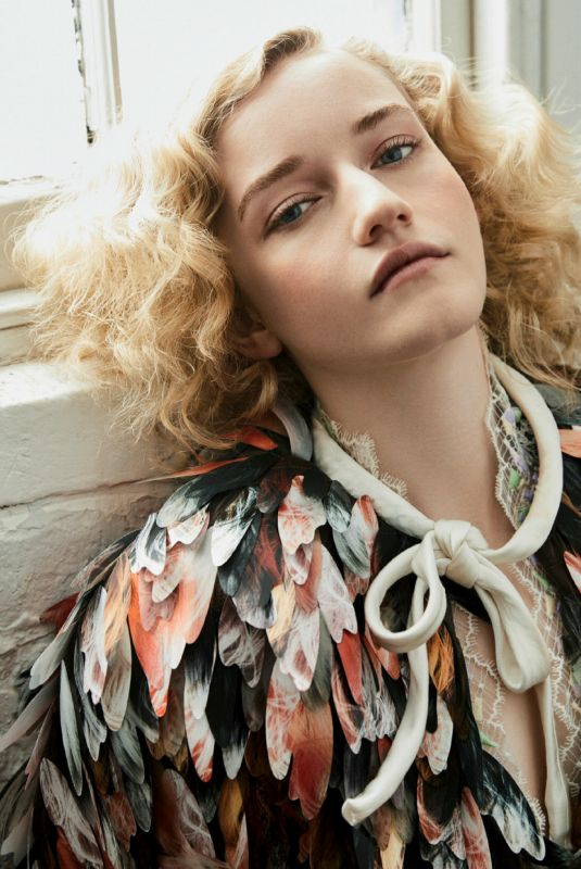 JULIA GARNER in Emmy Magazine, May 2020