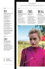 JULIA GARNER in Vanity Fair Magazine, UK June 2020