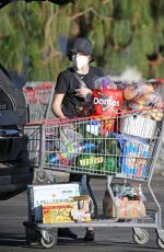 JULIA GARNER Out Shopping in Los Angeles 05/24/2020