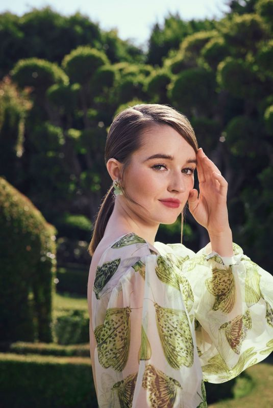 KAITLYN DEVER for Watch Magazine, May/June 2020
