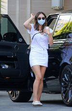 KATHARINE MCPHEE Out and About in Westwood 05/27/2020