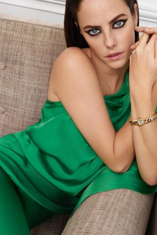 KAYA SCODELARIO for Clash De Cartier 2020