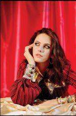 KAYA SCODELARIO for The Laterals Magazine, April 2020