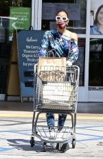 KELLY ROWLAND Out Shopping in Los Angeles 05/11/2020
