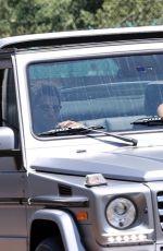 KENDALL JENNER and Devin Booker Leaves Van Nyus Airport in Los Angeles 05/25/2020