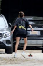 KENDALL JENNER Out and About in Los Angeles 05/12/2020