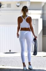 KIMBERLEY GARNER in Tights Out in London 05/25/2020