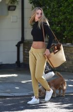 KIMBERLEY GARNER Out Shopping in London 05/19/2020