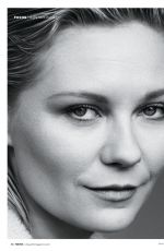 KIRSTEN DUNST in CBS Watch! Magazine, May 2020