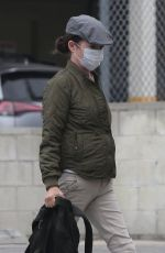 LARA FLYNN BOYLE Out and About in Los Angeles 05/29/2020