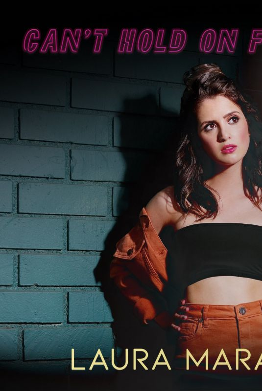 LAURA MARANO – Can't Hold on Forever Promos, May 2020