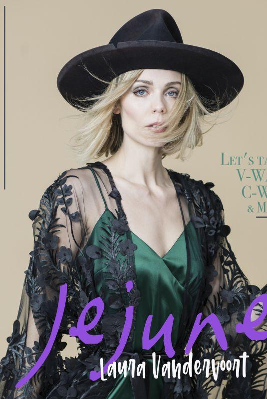 LAURA VANDERVOORT in Jejune Magazine, May 2020