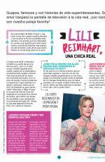 LILI REIHART in Tu Style Magazine, Mexico May 2020