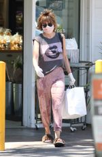 LISA RINNA Out Shopping in Bel Air 05/27/2020