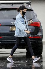 LUCY HALE Heading to an Appointment in Los Angeles 05/18/2020