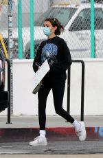 MADISON BEER Out and About in West Hollywood 05/30/2020