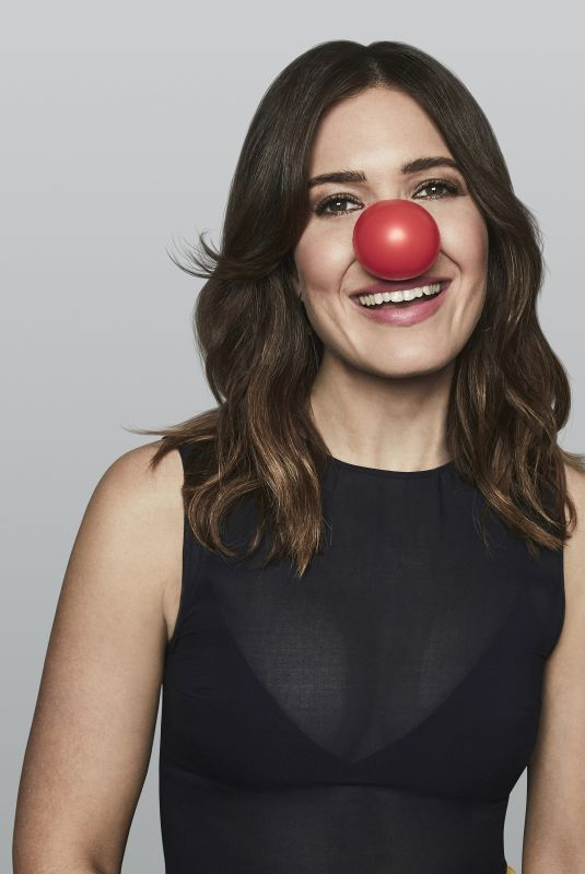 MANDY MOORE – 2020 NBC Red Rose Day Promo