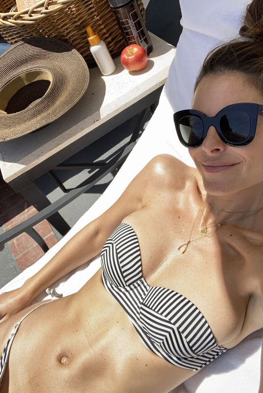 MARIA MENOUONS in Bikini – Instagram Photos 05/16/2020